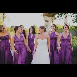 Long maxi dress (multi styles)