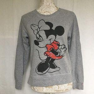 Disney // Minnie Mouse Graphic Sweatshirt