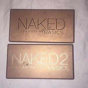 Naked Basics and Naked Basics 2 BUNDLE