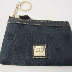 Dooney-and-Bourke-Black-Wallet