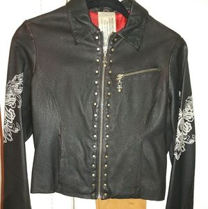 Wilson's Leather Bling Jacket, S