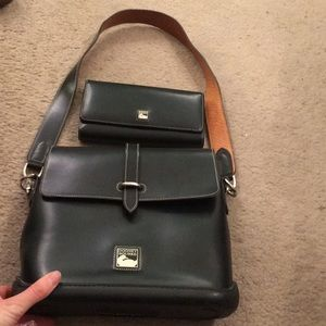 Dooney & Bourke with Parasole Purse and Wallet