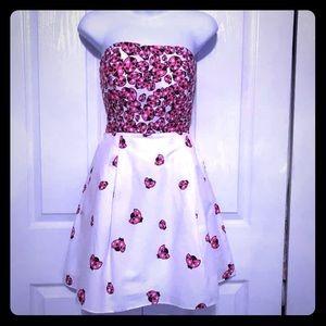 Lilly pulitzer ladybug dress