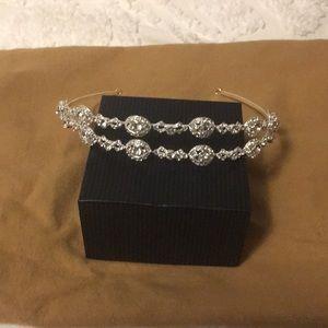 Jewelry - Crystal Wedding Tiara