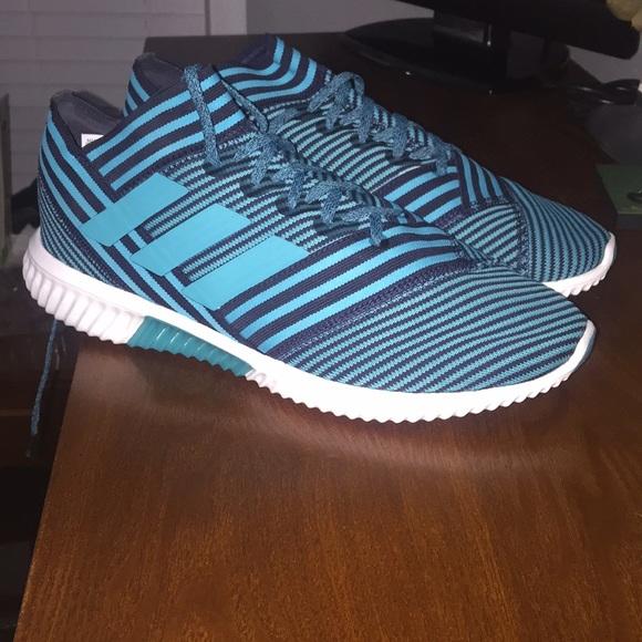 Adidas zapatos de fútbol indoor poshmark nemeziz 171