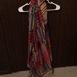 Cute printed scarf