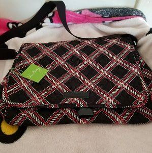 Vera Bradley Minsk Messenger Bag
