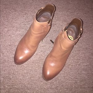 Sam edelman booties worn once *no box *