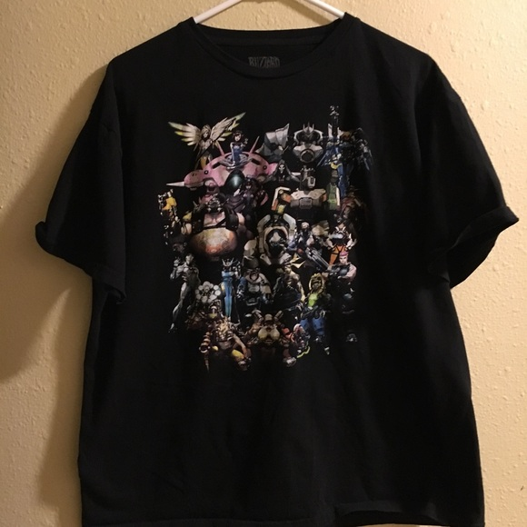 4cb8370e3 blizzard Shirts | Overwatch Tshirt | Poshmark