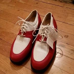 VTG NWT Tags GreenGrass Golf Shoes!♡