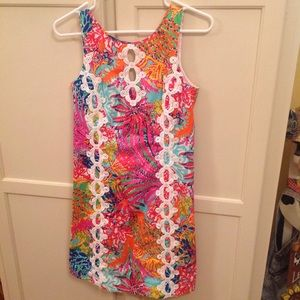 Lilly Pulitzer Fishing for Compliments dress