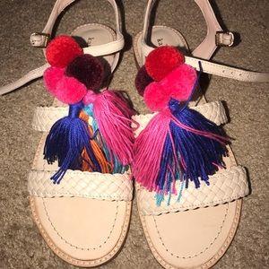 Kate spade sandals 7.5