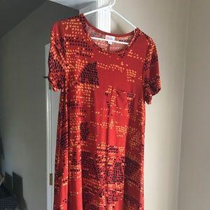 Lularoe Carly Medium dress