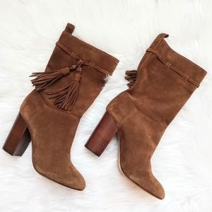Vince Camuto Slouch Tassel Boot