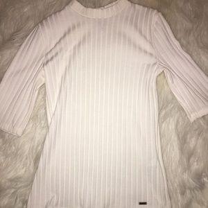 White half sleeve shirt
