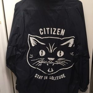 Citizen Windbreaker