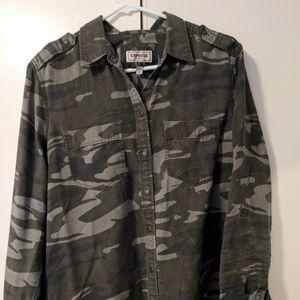 Express camouflage shirt