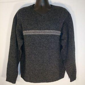 Britches Mens Shetland Wool Sweater XL Winter Top