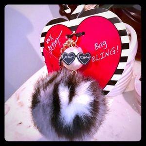 🎁 Gift Idea! Faux Pearl Keychain / Bag Charm🎁