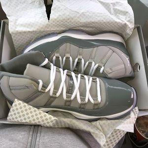 "Air Jordan retro 11 ""cool grey """