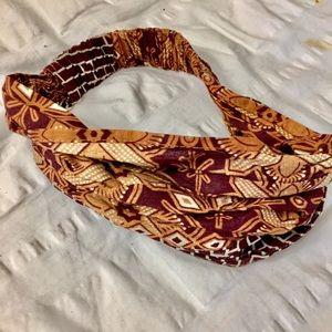 UO boho headband