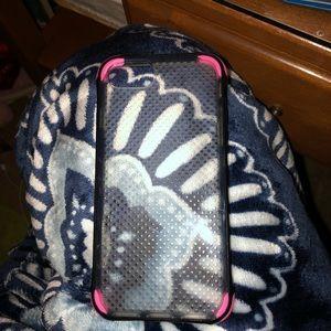 iPhone 7/8 Pink Bumper Case