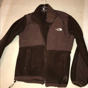 Brown NorthFace Jacket