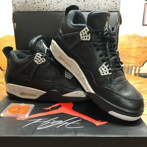 "Jordan Shoes - Air Jordan IV Retro ""Oreo"", Size 11.5"
