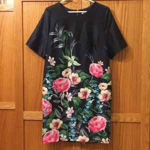 New with tags Eliza J floral dress - size 8