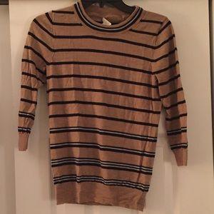 JCrew small wool sweater