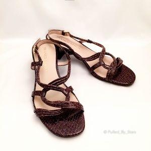 "Franco Sarto ""Frenzy"" Sandals"