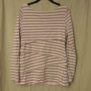 Calvin Klein Active Striped shirt