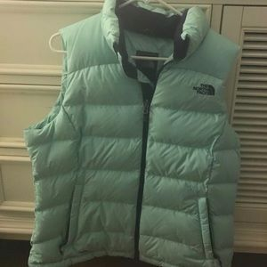 'The North Face' down vest