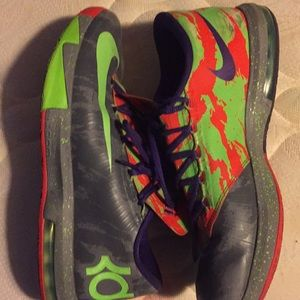 Nike kd 6 vi energy size 11 Kevin Durant shoes