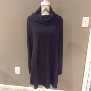 CAbi #239 Cowl Neck Sweater Tunic w/ Thumb Holes!