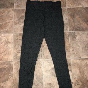 Gorgeous Dark Gray Leggings