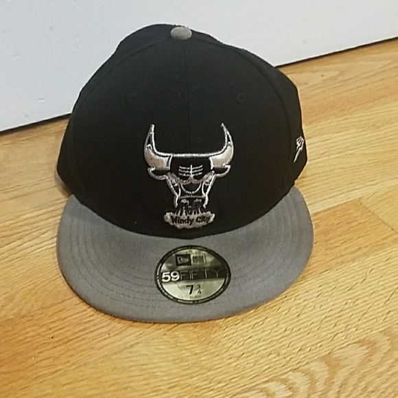 New Era Chicago Bulls Hat. M 5a1793504127d0efc204d54d 6c56d9cc221