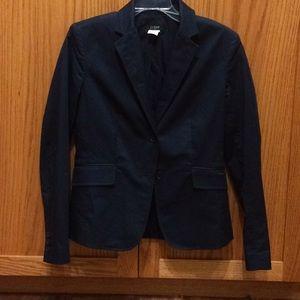 J. Crew navy blue blazer - size 4
