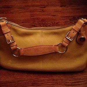Chamois medium o-ring slouch bag