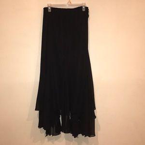 EUC Maggie Barnes Fun and Flirty Skirt