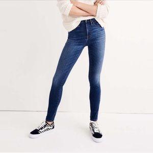 🖤 Madewell Skinny Jeans