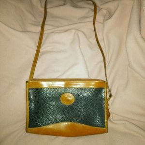 DOONEY & BOURKE VINTAGE cross-body purse