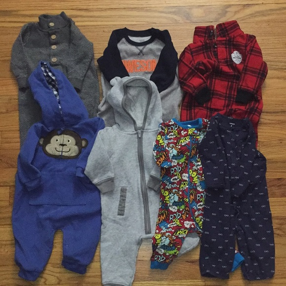 da558b27f4b7 Carter s Other - 3-6 months old boy winter clothes (7 pc bundle)
