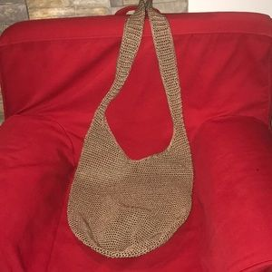 The Sak hobo woven brown bag purse 👛