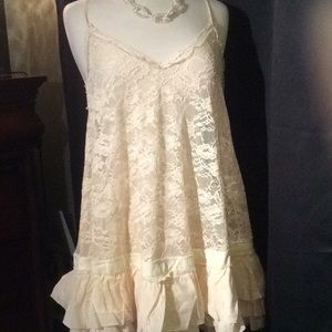 Lace/Ruffle Extender