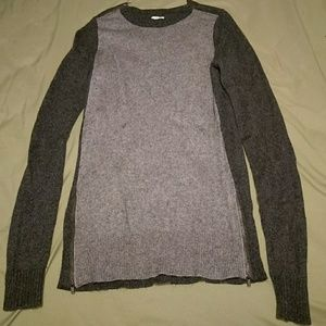 J Crew Grey Sweater