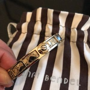 Henri Bendel Golden Cuff