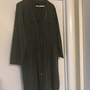 Army green Mossimo Dress!