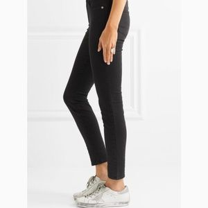 Madewell Skinny High Riser Jeans Gray sz 27