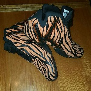 "Nike Hyperposite Flights ""Bengal Edition"" *Rare*"